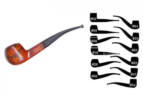 brigham pipe models