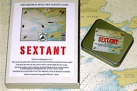 sextant sailing game